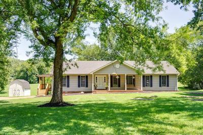 Culleoka Single Family Home For Sale: 2084 Tice Dr