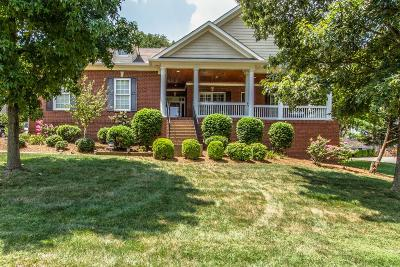Goodlettsville Single Family Home Under Contract - Showing: 128 Joshuas Run