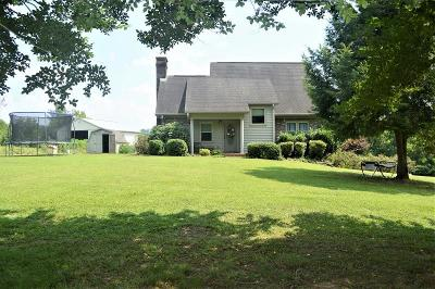 Winchester Single Family Home For Sale: 11945 Lynchburg Rd