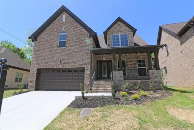 Hermitage Single Family Home For Sale: 860 Bloomdale Trace