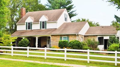 Spring Hill Single Family Home For Sale: 2149 Doctor Robertson Rd