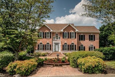 Franklin Single Family Home For Sale: 209 Springhouse Cir