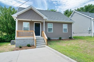 Springfield Single Family Home Under Contract - Showing: 910 E 16th Ave E