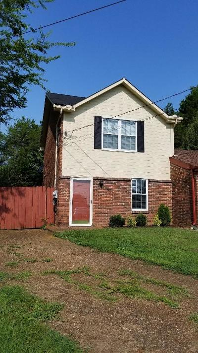 Hermitage Single Family Home Under Contract - Not Showing: 818 Bradley Pl