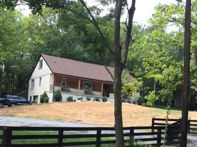 Franklin TN Single Family Home Under Contract - Showing: $649,900