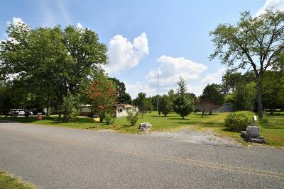 Shelbyville Single Family Home For Sale: 211 Tollgate Rd