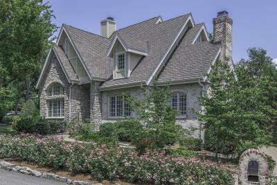Nashville Single Family Home For Sale: 1634 S Observatory Dr