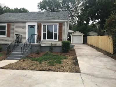 Madison Single Family Home For Sale: 417 Lanier Dr