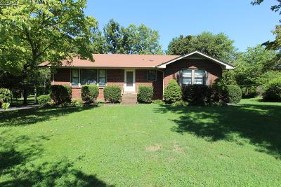 Nashville Single Family Home For Sale: 3009 Melody Ln