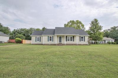 Christiana Single Family Home Under Contract - Not Showing: 111 Platte Dr