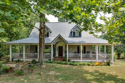 Cheatham County Single Family Home For Sale: 1270 Webb Ridge Rd