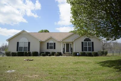 Smithville TN Single Family Home Under Contract - Showing: $179,900