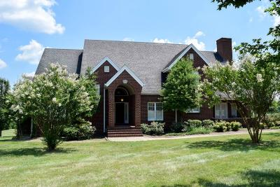 Gallatin Single Family Home For Sale: 1015 Barry Ln