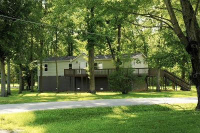Chapmansboro Single Family Home For Sale: 1480 Chapmansboro Rd