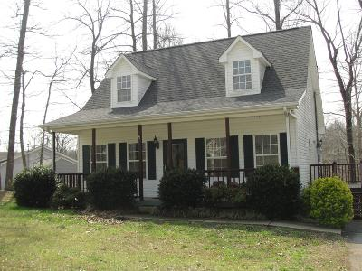 Burns TN Rental Under Contract - Not Showing: $1,200