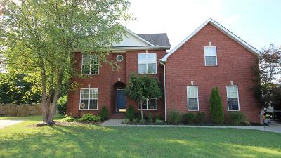 Single Family Home For Sale: 2551 Patricia Cir