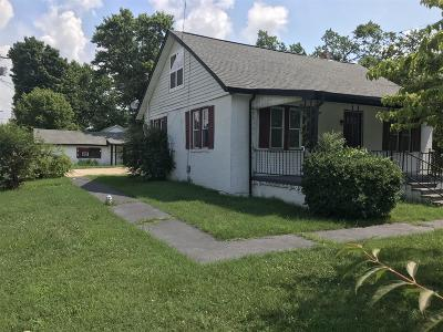 Gallatin Single Family Home For Sale: 630 W Eastland St