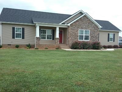 Winchester Single Family Home Under Contract - Showing: 80 Tanya Ter
