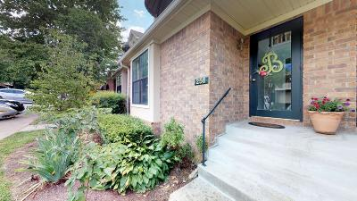 Brentwood  Condo/Townhouse Under Contract - Showing: 256 Glenstone Cir