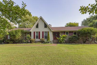 Franklin Single Family Home For Sale: 2389 Henpeck Ln