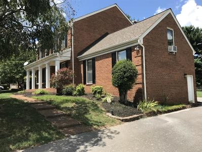 Old Hickory Single Family Home For Sale: 4811 Wayside Drive