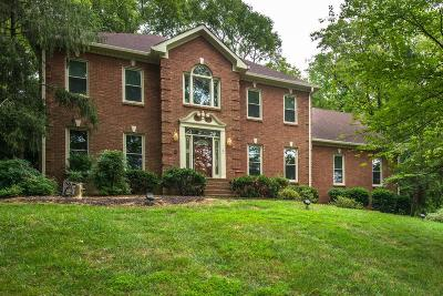 Franklin Single Family Home Under Contract - Showing: 1175 Cross Creek Dr