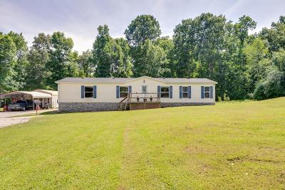 Hohenwald Single Family Home Under Contract - Showing: 636 Switzerland Rd