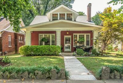 East Nashville Single Family Home For Sale: 1404 Douglas Avenue