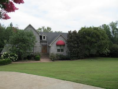 Christian County, Ky, Todd County, Ky, Montgomery County Single Family Home For Sale: 4975 Shadowbend Cir