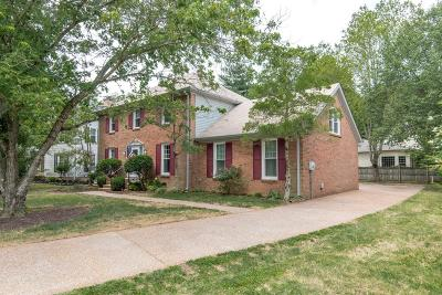 Franklin TN Single Family Home Under Contract - Showing: $424,900