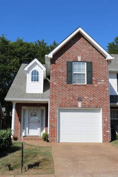 Hermitage Condo/Townhouse Under Contract - Not Showing: 133 Noel Cove Cir