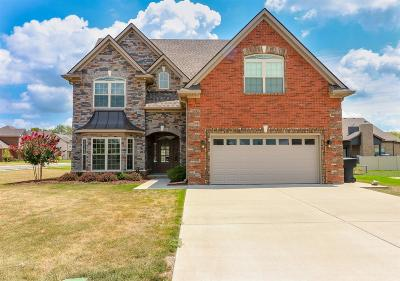 Single Family Home Under Contract - Not Showing: 2707 Anthem Way