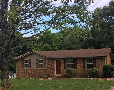 Dickson Single Family Home Under Contract - Showing: 165 Ravenwood Cir