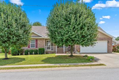 Christian County Single Family Home For Sale: 974 Wing Tip Circle