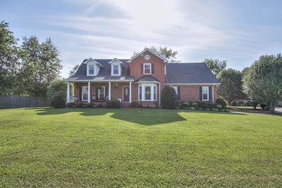 Thompsons Station Single Family Home For Sale: 2708 New Port Royal Rd