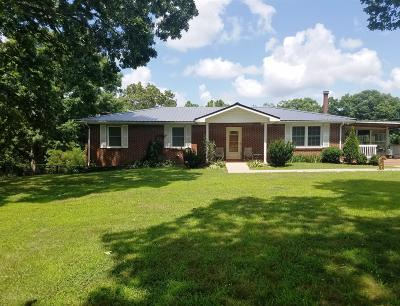 Dickson Single Family Home For Sale: 1500 Yellow Creek Road