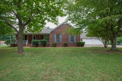 Spring Hill Single Family Home Under Contract - Not Showing: 123 Oak Valley Dr