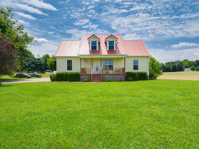 Robertson County Single Family Home For Sale: 7843 Elm Springs Rd