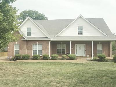 Nolensville Single Family Home For Sale: 1109 Ben Hill Blvd