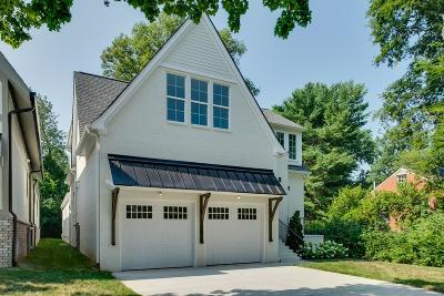Nashville Single Family Home Under Contract - Showing: 973 Greerland Dr