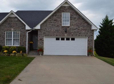 Christian County, Ky, Todd County, Ky, Montgomery County Condo/Townhouse For Sale: 28 Townsend Way