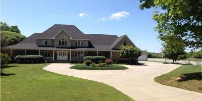 Robertson County Single Family Home For Sale: 4712 Mount Zion Rd