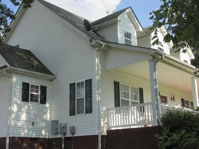 Sumner County Single Family Home Under Contract - Showing: 244 Providence Rd