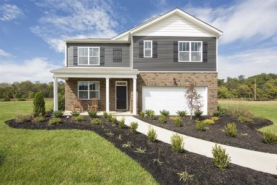 Clarksville Single Family Home Under Contract - Not Showing: 216 Autumn Terrace Ln -158