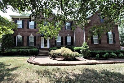 Nashville Single Family Home Under Contract - Not Showing: 213 Aspenwood
