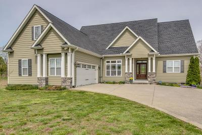 Dickson TN Single Family Home Under Contract - Showing: $439,900