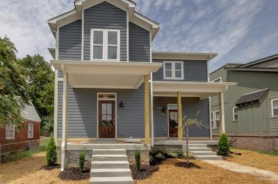 Nashville Single Family Home For Sale: 2423 A Inga