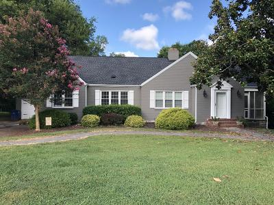 Shelbyville Single Family Home For Sale: 806 S Brittain St