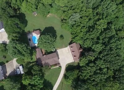 Mount Juliet Single Family Home For Sale: 1057 Vanderbilt Rd