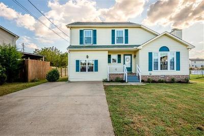 Clarksville Rental For Rent: 1258 Archwood Dr
